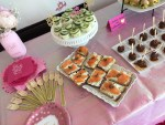 finger foods tea sandwiches baby girl shower