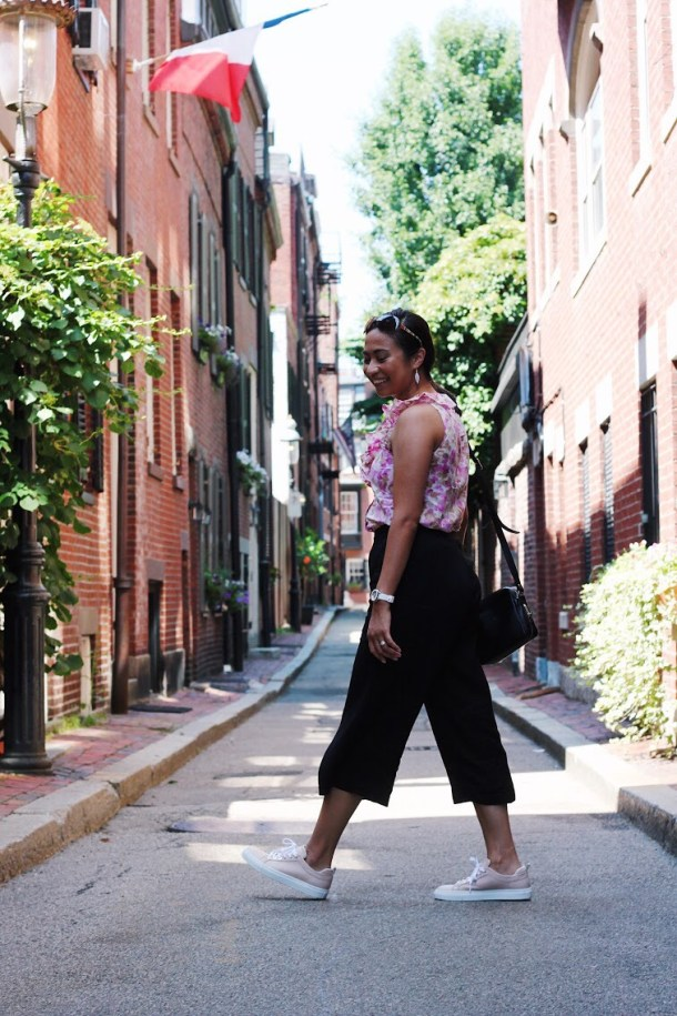 Boston Blogger BlueBootsGo - FT Brass Clothing & M.Gemi