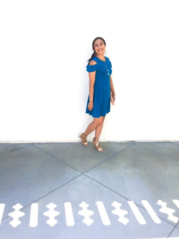 Style Blogger BlueBootsGo Featuring Cuyana, Vince Camuto, Zac Posen