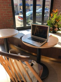 Gen Sou En Teahouse - Brookline - BlueBootsGo GUIDE: Where to Write Your Thesis in Boston, MA