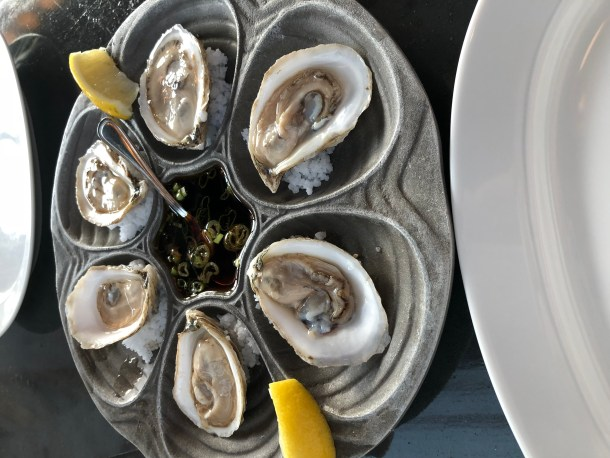 Huitres - Le Serpent - Oysters