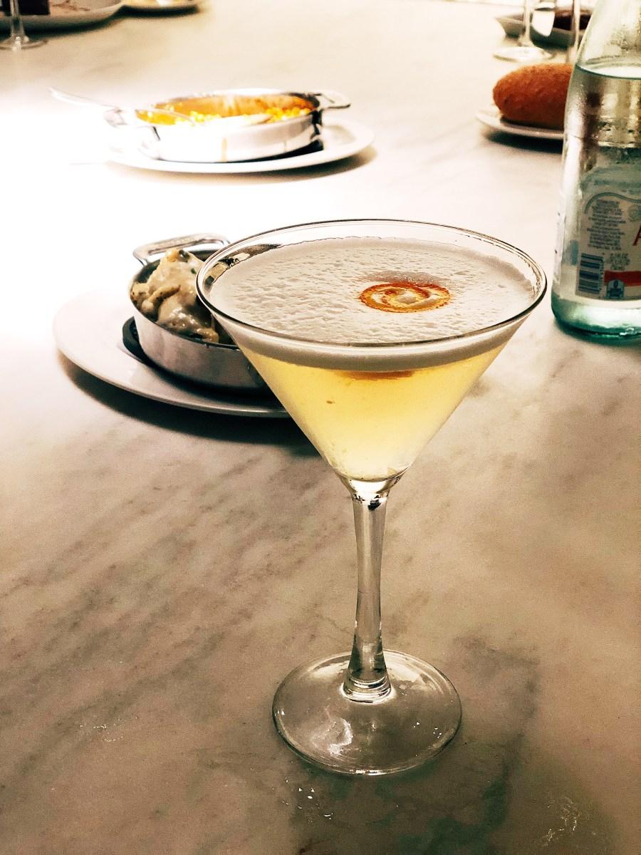 Drinks - Del Friscos Double Eagle Steakhouse - Back Bay - Boston - Where the BlueBoots Go - bluebootsgo.com