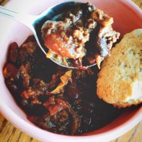 Cherry Chili Recipe