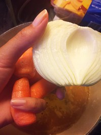 your favorite simple butternut squash soup recipe