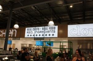 Clover Food Lab in Whole Foods Sudbury, MA