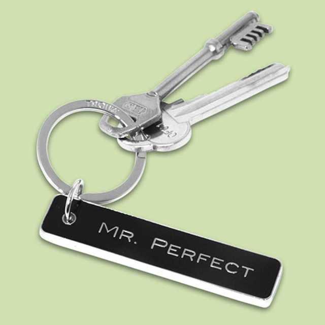 Nyckelring - Mr. Perfect Image