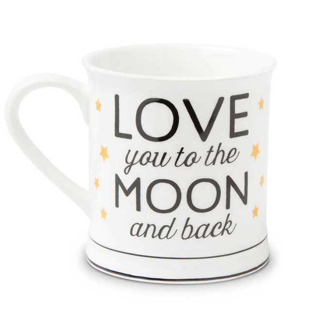 Mugg - Love you to the moon and back Image