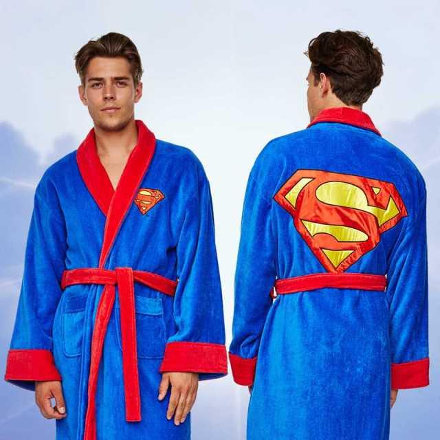 Morgonrock - Superman Image