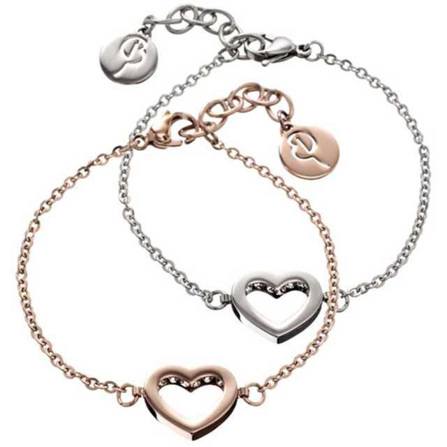 Edblad - Armband, Monaco heart Image