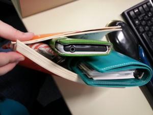 KeinBuch - als Handtasche
