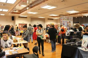 Olympia Comics Festival @ Olympia Timberland Library (Friday) , Olympia Center (Saturday) and Danger Room (Saturday)
