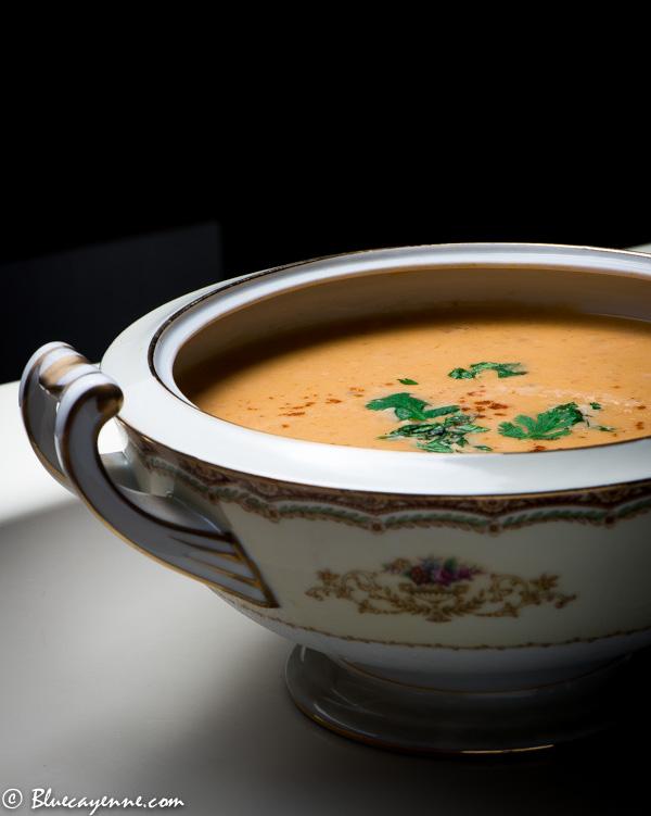 Israeli Pumpkin Soup