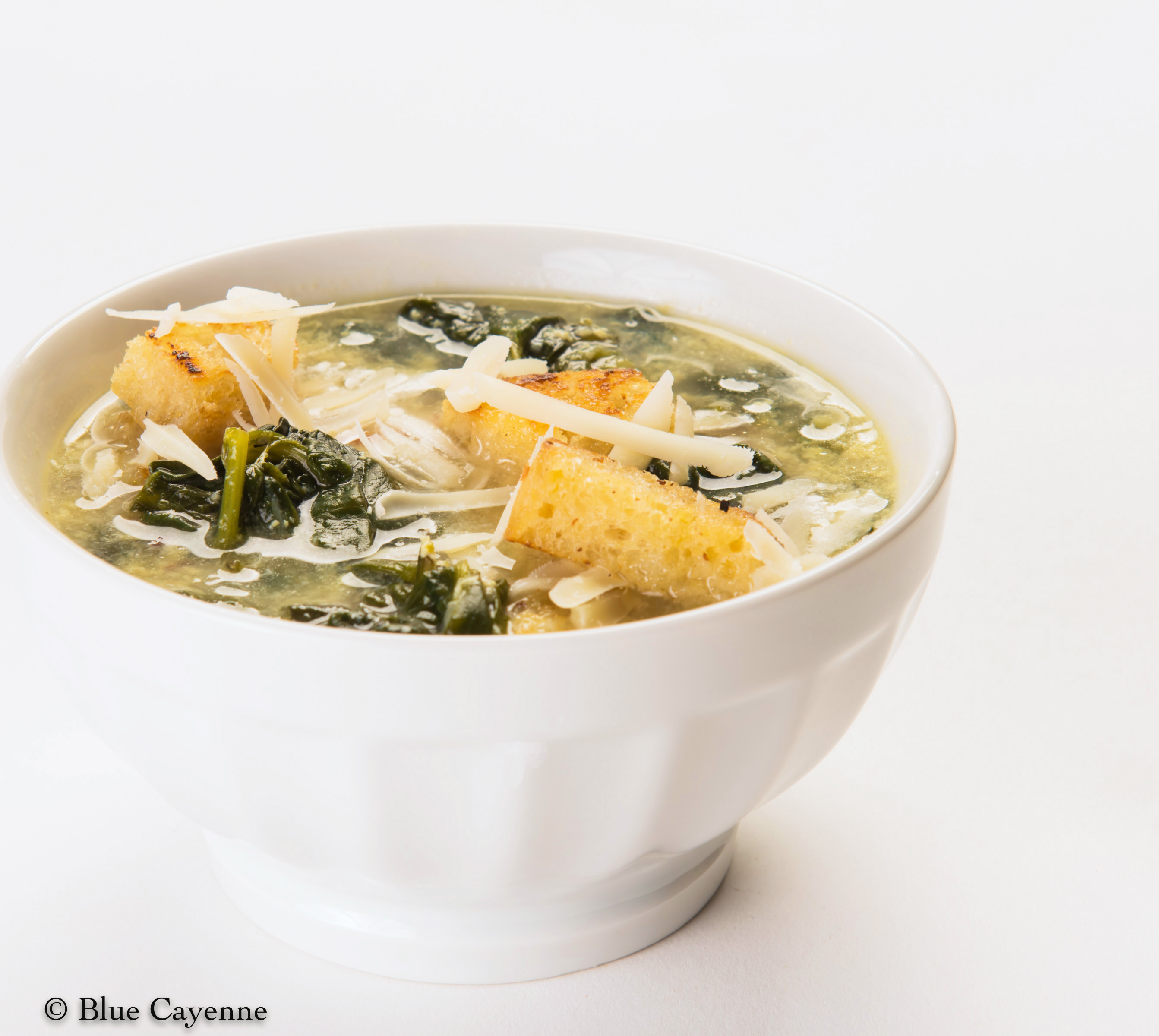 how to eat tonkinoise soup