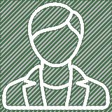Headshot Framing Example