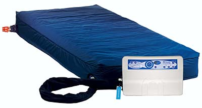 The Pro Elite Alternating Pressure Air Mattress System With Gentle Low Loss Supports Patients Weighing Up To 1000 Pounds