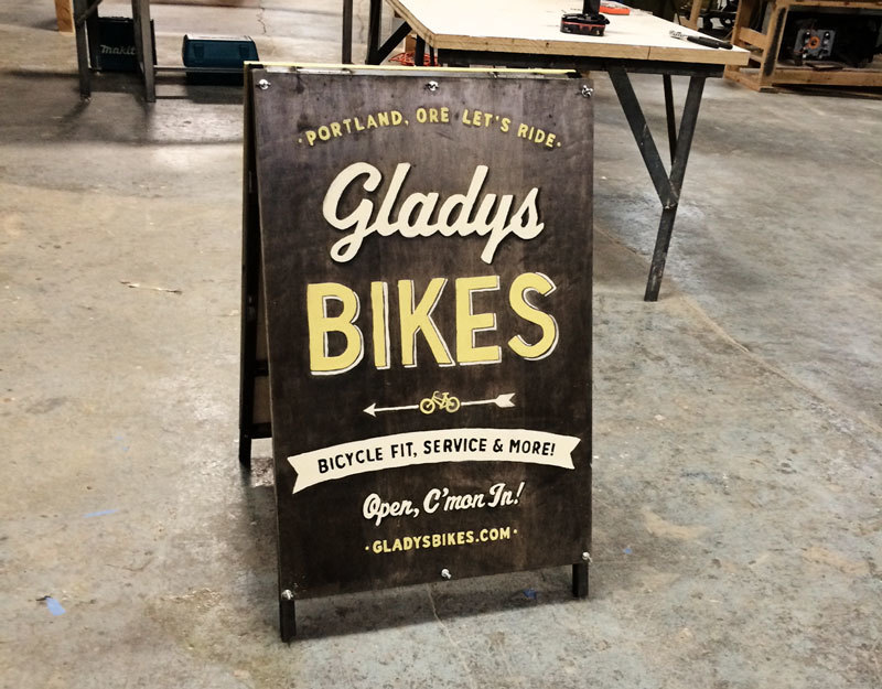 PHOENIX, AZ – Use A frame signs to promote business changes, special events, and sales