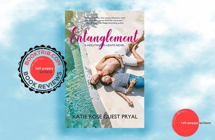 Fabulous BOOKTRIB review of 'Entanglement' by Diane Haeger—Thank you!