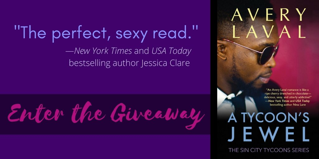 Big-Time Romance Giveaway: 25 Copies of A TYCOON'S JEWEL by Avery Laval