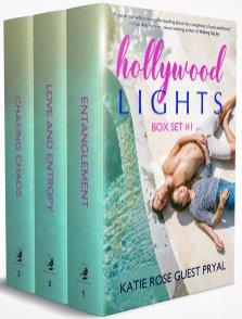 Pryal Hollywood Lights Box Set Cover