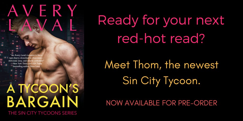 Our Next Hot Read: A Tycoon's Bargain