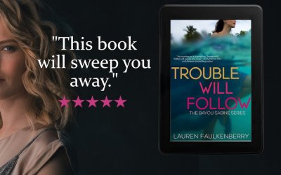 New Release! Trouble Will Follow Is Here