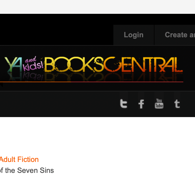 YA Books Central: 5-Star Review of SIEGE OF THE SEVEN SINS!