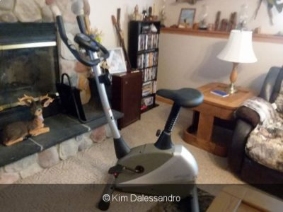 Tailbone Hurts When Riding an Exercise Bike