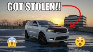 2018 Dodge Durango SRT STOLEN @ Car Show! 1000hp Hellcat Races Scat Pack! Grand Prairie Texas 2018
