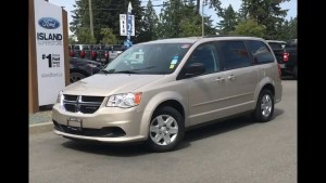 2013 Dodge Grand Caravan SE W/ Stow N' Go, AUX, One Owner Review| Island Ford in Lowell 45744 OH