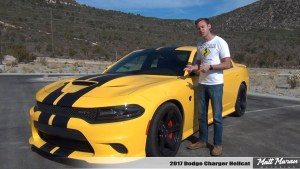 Review: 2017 Dodge Charger Hellcat - The 707 HP Family Sedan! Near 12719 Barryville NY