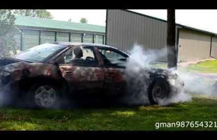 Dodge Stratus Burnout, North Royalton 44133 OH