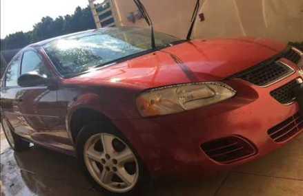 Dodge Stratus Red, Port Saint Lucie 34983 FL