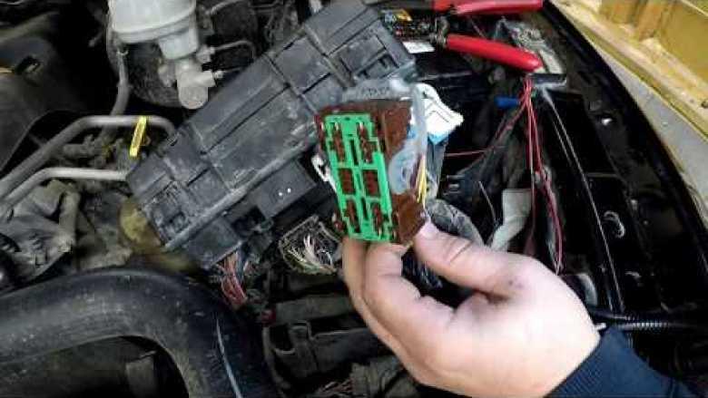 Installing A Dodge Fuel Pump Relay Bypass For A Faulty Tipm Miami Florida 2018  U22c6 Bluedodge Com