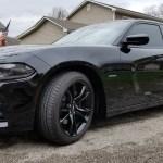 2017 Dodge Charger R T Blacktop My First Mopar Near 55001 Afton Mn Bluedodge Com