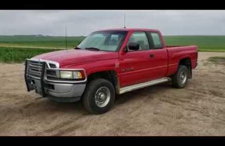 1996 Dodge Ram 1500 4×4 Extended Cab Pickup Truck Local 94595 Walnut Creek CA