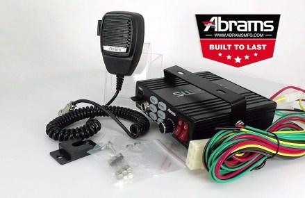 Abrams MFG Ranger 100W Siren System Kit – Overview Bakersfield California 2018