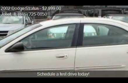 Dodge Stratus Es in North Troy 5859 VT