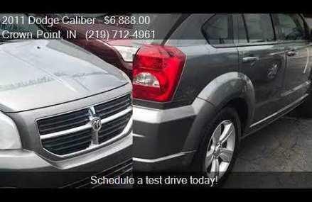 Dodge Caliber Mainstreet in El Paso 79937 TX USA