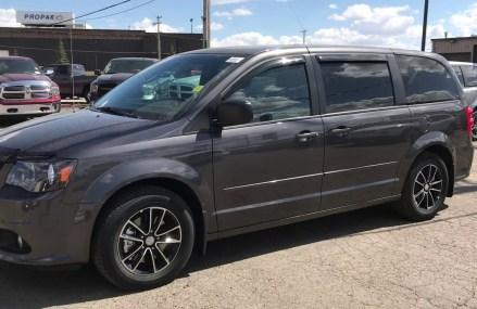 2017 Dodge Grand Caravan SXT From New Virginia 50210 IA