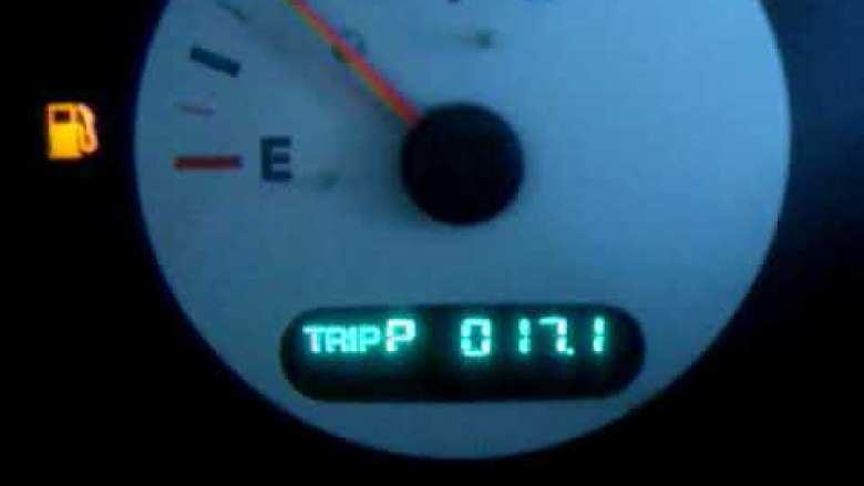 Ошибки P0171 и P0455 Dodge Caravan 2,4 Local Los Angeles