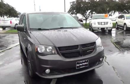 17B092B 2014 Dodge Grand Caravan SXT For Sale Columbus Ohio Local Lubbock 79452 TX