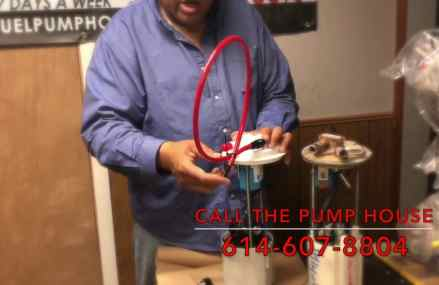 TPH 2006-2009 Hummer H3 Fuel Pump Installation Guide – Save $$$ Local Murdock 56271 MN