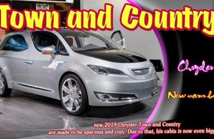 2019 chrysler town and country   2019 chrysler town and country limited   new cars buy at Macon 31207 GA