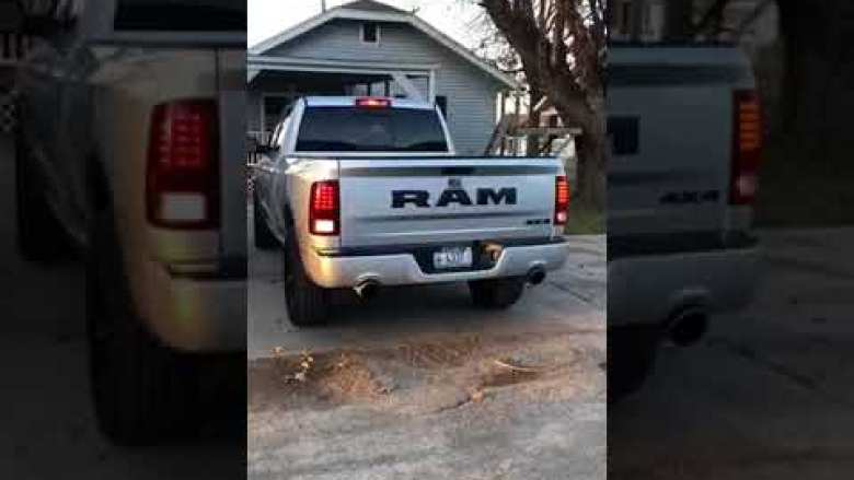 Dodge Ram 1500 Warning Lights