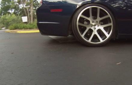 Dodge Viper Replica Wheels at Thunderhill Raceway, Kyle, Texas 2018