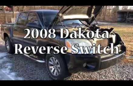 2008 Dodge Dakota Mitsubishi Raider Reverse Wire Backup Camera Install Port St. Lucie Florida 2018