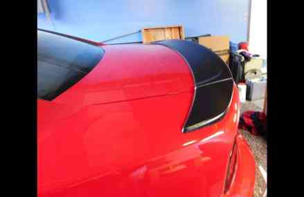 Plasti dip Dodge Charger spoiler Near 31625 Barney GA