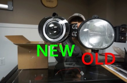 Wheel Spacers (CALI LIFTS) and 2006 Dodge Ram Projector Fog Light UNBOXING in City 2382 Whitman MA