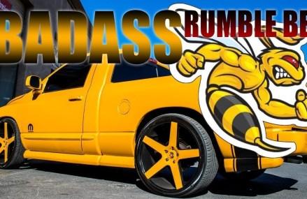 RUMBLE BEE DORADA   RE-UPLOAD  UNA DE LAS MEJORES QUE EH VISTO   RAMBOX DESIGN at 72957 Van Buren AR