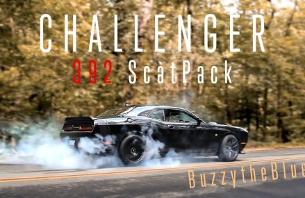 Challenger 392 ScatPack Review | The Last Hurrah in Lompoc 93438 CA